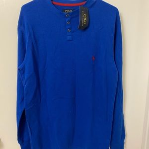 Men's Polo by  Ralph Lauren Henley